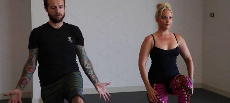 30 Days of Hot Yoga at Yoga Six