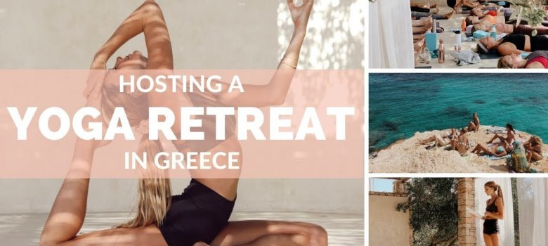 A Day In The Life On My Yoga Retreat (In Greece)