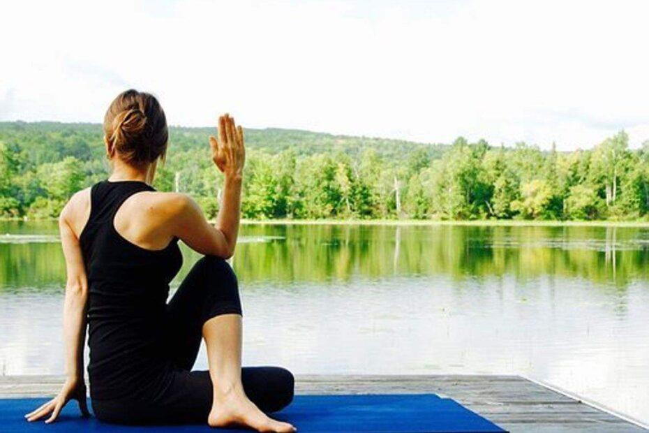 Yoga Track Yoga
