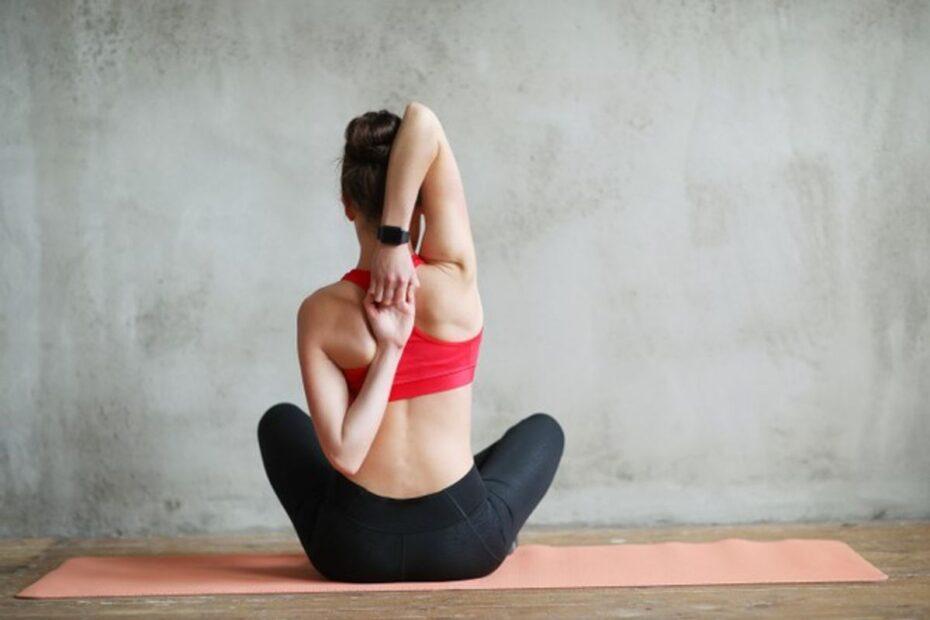 Fitbit Versa Track Yoga
